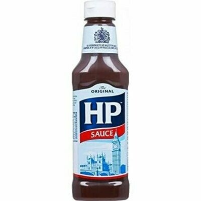 HP BROWN SAUCE SQUEEZY 425G