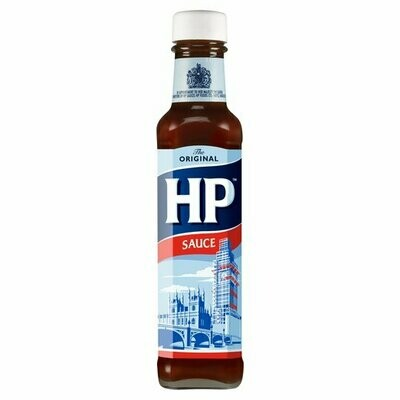 HP BROWN SAUCE GLASS 255G