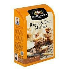 INA P RAISIN AND BRAN MUFFIN MIX
