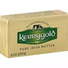 KERRYGOLD SALTED BUTTER BAR 8 OZ