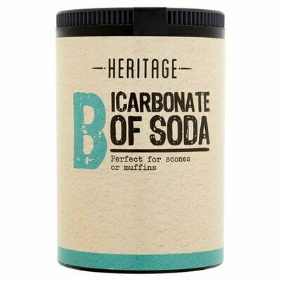 HERITAGE BICARBONATE OF SODA 100G