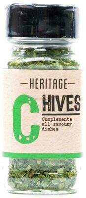 HERITAGE CHIVES 40G