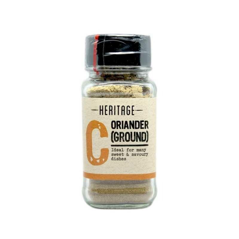 HERITAGE GROUND CORIANDER 36G