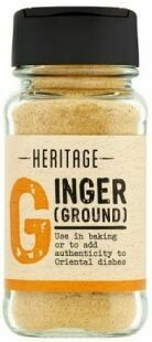 HERITAGE GROUND GINGER 36G