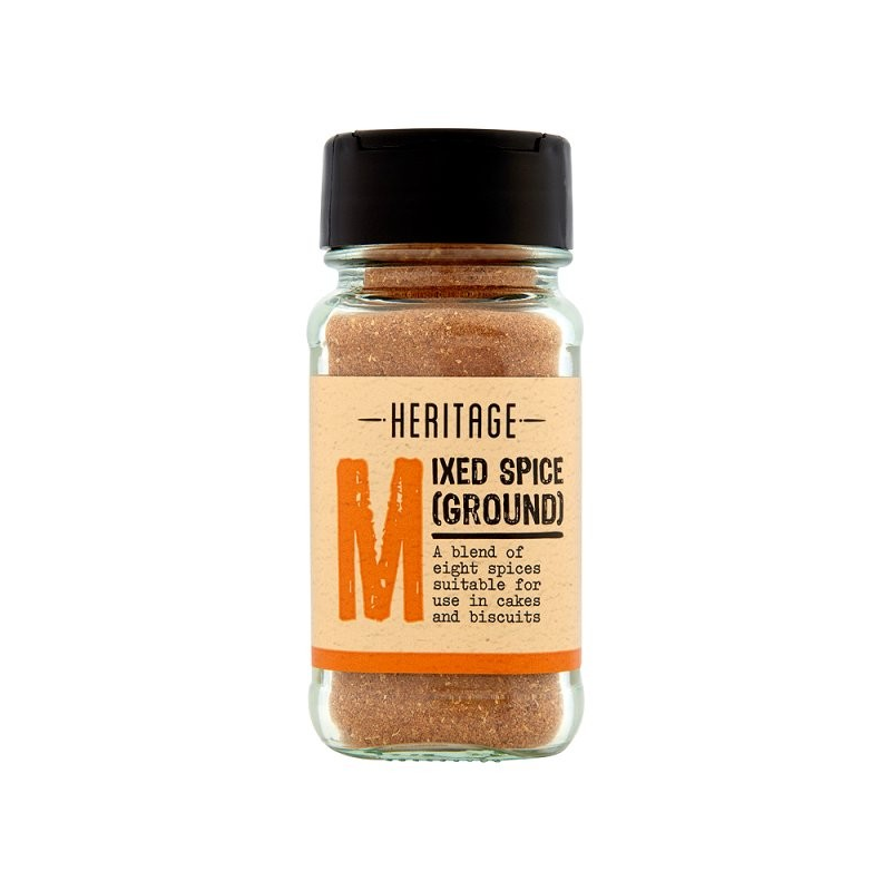 HERITAGE GROUND MIXED SPICE 28G