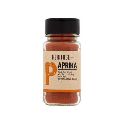 HERITAGE GROUND PAPRIKA  50G