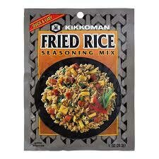 KIKKOMAN FRIED RICE SEASONING