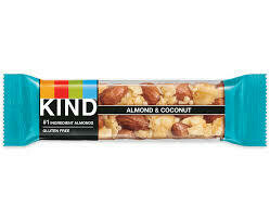 KIND - ALMOND & COCONUT BAR 40G