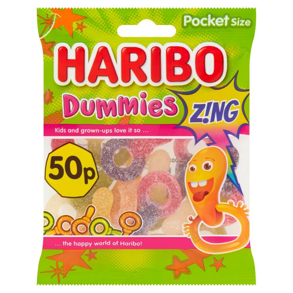 HARIBO DUMMIES ZING PM 70G