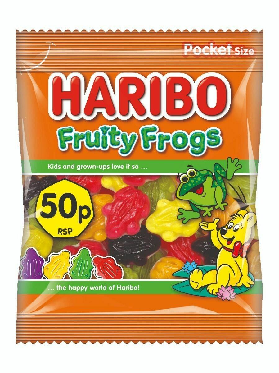HARIBO FRUITY FROG 70G