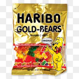 HARIBO GOLD BEARS 140G