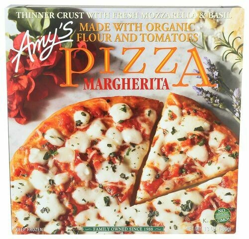 AMY'S PIZZA MARGHERITA OG3