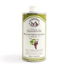 LA TOURANGELLE GRAPESEED OIL 250ml