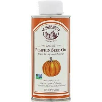 LA TOURANGELLE  Pumpkin Seed Oil Toasted 250ML