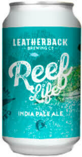 LEATHERBACK REEF LIFE IPA 6PK 330ML