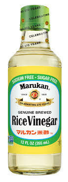 MARUKA RICE VINEGAR GENUINE BREW