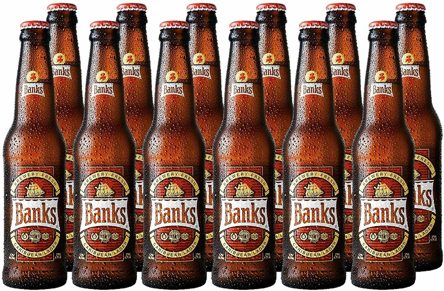 BANKS BEER REGULAR NRB CASE