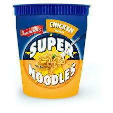 BATCHELORS SUPER NOODLES POT CHICKEN 75/90G