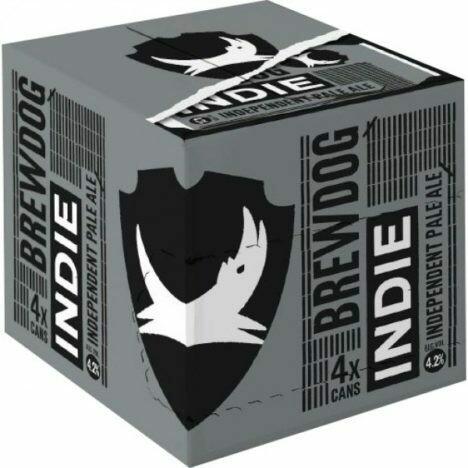 BREWDOG - INDIE 330ML 4PK