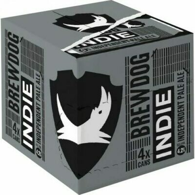 BREWDOG - INDIE 330ML 4PK