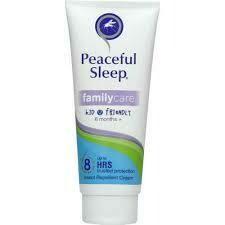 PEACEFUL SLEEP FAMILY CARE CREAM