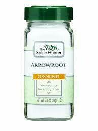 SPICE HUNTER ARROWROOT GROUND