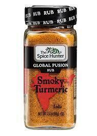 SPICE HUNTER SMOKY TURMERIC