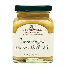 STONEWALL - CARAMELIZED ONION MUSTARD
