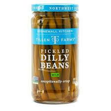 TILLEN FARMS DILLY BEANS MILD 12OZ
