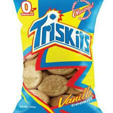 TRISKIT COOKIES 250G