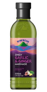 WINFRESH GARLIC & GINGER