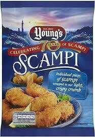 YOUNGS 45692 SCAMPI 220G