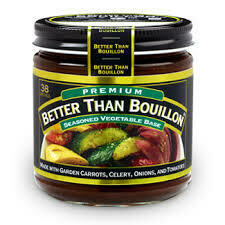 BETTER THEN BOUILLON,PREMIUM VEG BASE 8OZ