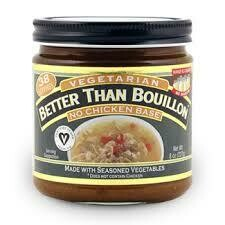 BETTER THEN BOUILLON OG2 CHICKEN BASE 8OZ