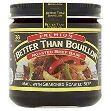 BETTER THEN BOUILLON BEEF BASE 8OZ EA