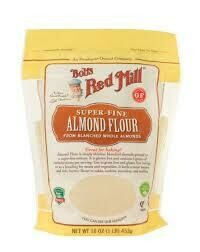 BOB'S  FLOUR ALMOND  BLANCHED