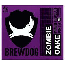 BREWDOG - ZOMBIE CAKE 4PK X330ML CAN