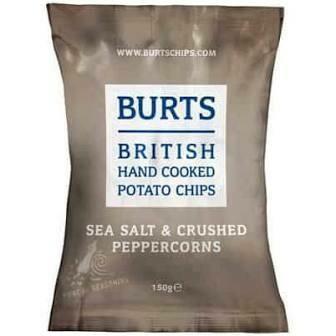 BURTS 150G - SALT & PEPPER