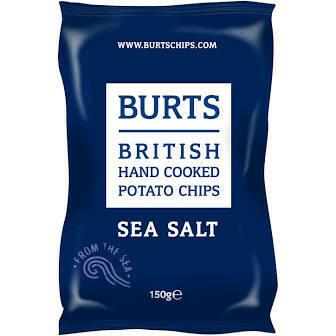 BURTS 150G - SEA SALT