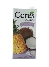 CERES 1000ML - DELIGHT COCOPINE EA
