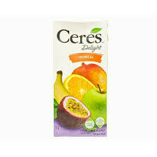 CERES 1000ML - DELIGHT TROPICAL EA