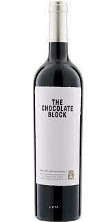 CHOCOLATE BLOCK 750ML - BOEKENHOUTSKLOOF