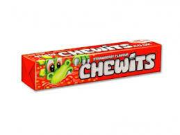 CHEWITS STRAWBERRY 30G