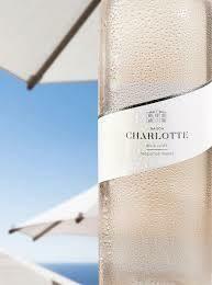 CHARLOTTE ROSE 750ML