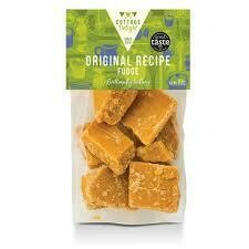 COTTAGE DELIGHT ORIGINAL RECIPE ALL BUTTER FUDGE 150G