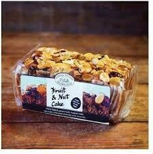 COTTAGE DELIGHT TRADITIONAL NUTTY FRUIT CAKE 500G