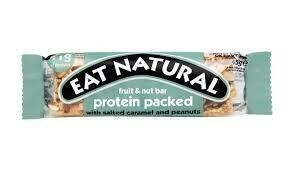 EAT NATURAL - SALTED CARAMEL AND PEANUT 45G