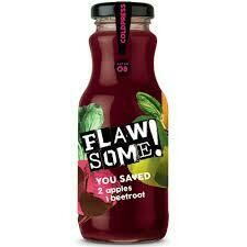 FLAWSOME! APPLE & BEETROOT