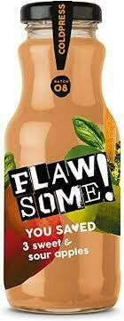 FLAWSOME! SWEET & SOUR APPLE