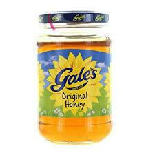 GALES CLEAR HONEY JAR 340G
